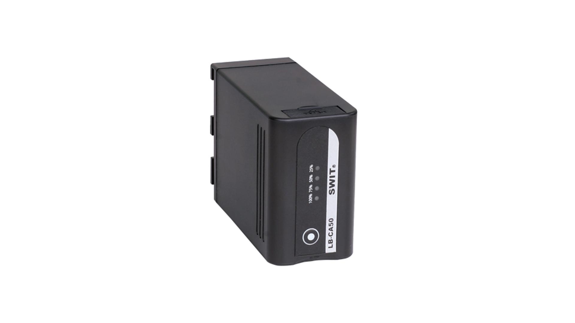 LB-CA50_SWIT_Batteria per Canon EOS C300 Mark II e EOS C200