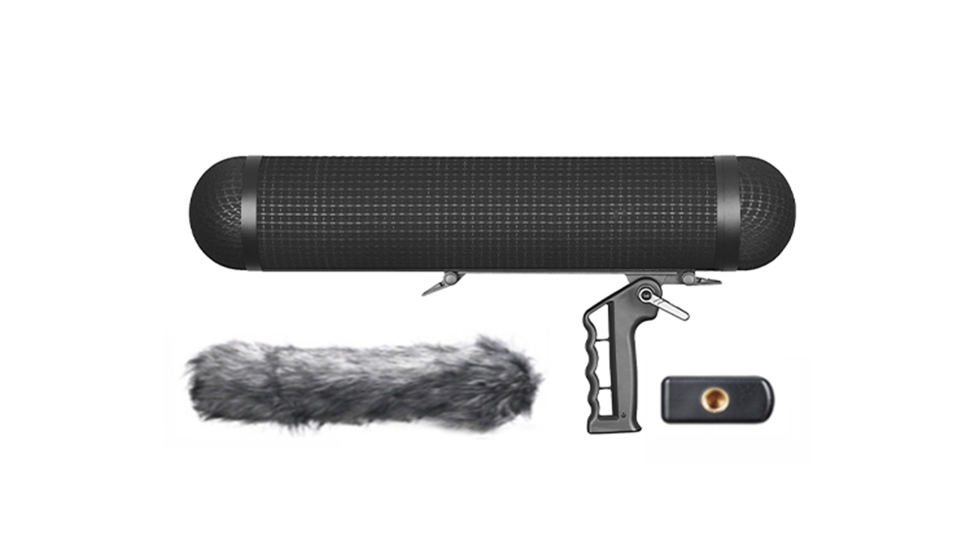 BS-M80_E-Image_BS-M80-Shield con protezione antivento per microfono 42,5 cm-2