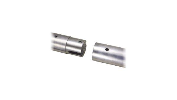 Kupo KP X245P | Tubo di alluminio per fondale in carta da 2,75m | Accessori grip